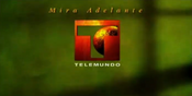 Telemundo's Mira Adelante Video ID from 1997