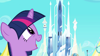Twilight&#39;s big smile S3E2