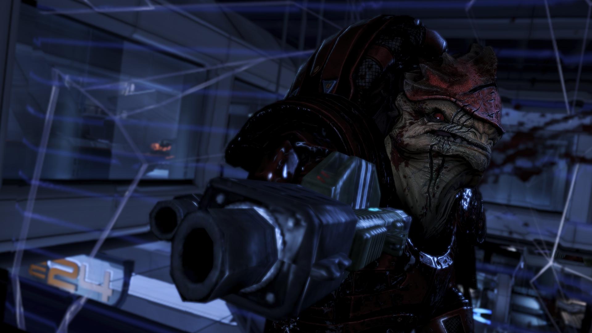 Harbinger Mass Effect Quotes