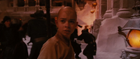 Film - Aang during red moon