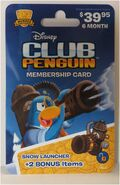 Club Penguin Membership Edit