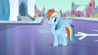 Rainbow Dash &#39;Pretty good mood&#39; S3E2