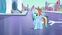 Rainbow Dash &#39;Uh&#39; S3E2