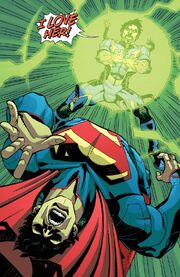 Kryptonite Man New 52