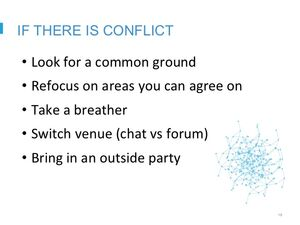 Community Discussions Slide19