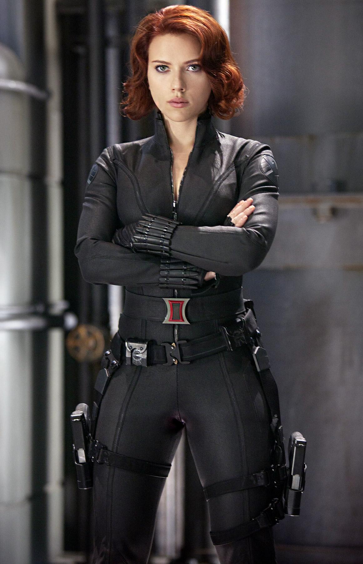 avengers black widow