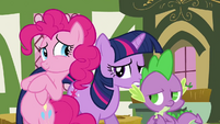 Twilight &#39;Trying to turn that apple into an orange&#39; S3E3