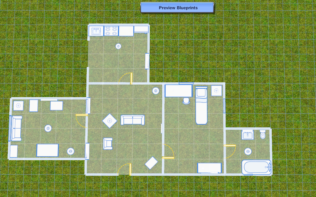 Blueprint Mode The Sims Wiki