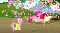 Fluttershy &#39;Feeling better, Pinkie&#39; S3E3