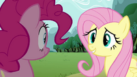 Fluttershy &#39;I know I promised&#39; S3E3