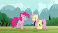 Fluttershy &#39;I&#39;m so glad you wandered by&#39; S3E3