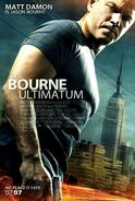 Bourne Ultimatum Poster 7
