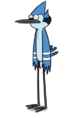 Mordecai character