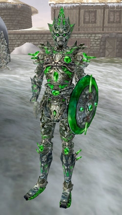 Glass Armor Set MW