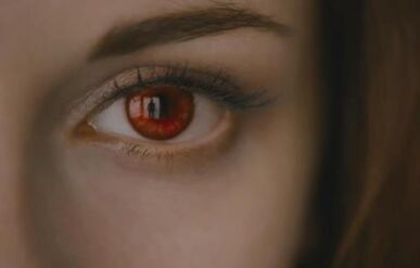 Edward In Bellas Eye