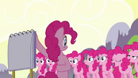 Pinkie clones &#39;Pinkie Pie!&#39; S3E03