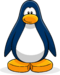 Dark Blue Penguin Create