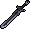 Off-hand mithril longsword