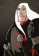 Rhaegar Targaryen by The Mico©