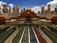 Awaiting Zuko&#39;s coronation