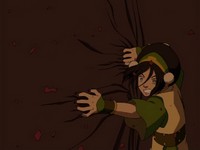 Toph metalbending