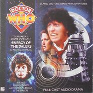 Energy of the Daleks alternate cover