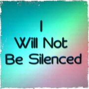 Iwillnotbesilenced