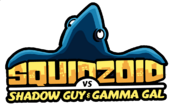 Squidzoid vs Shadow Guy and Gamma Gal icon