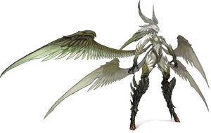 FFXIV Garuda Complete Artwork