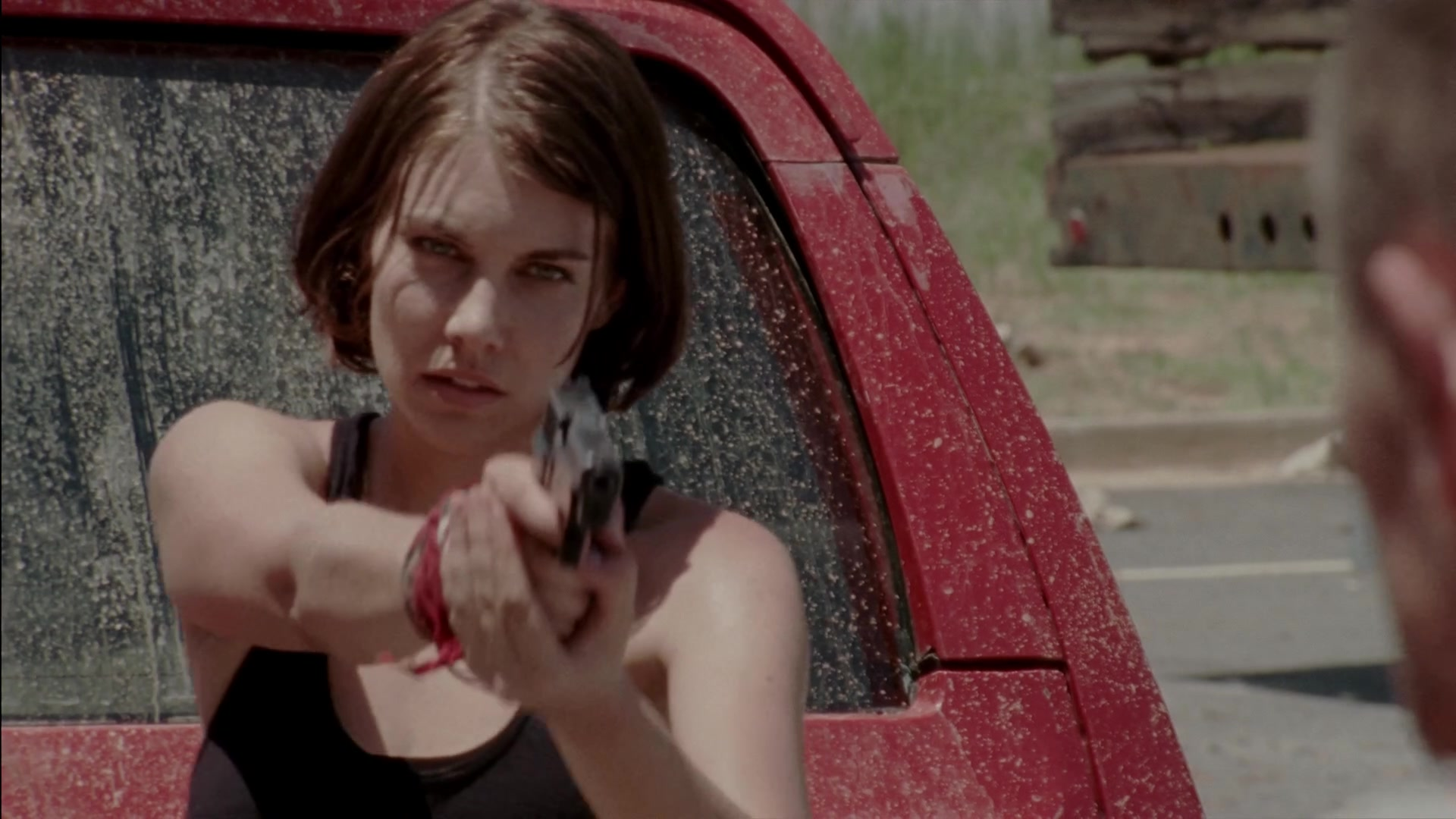 Armas usadas en The walking Dead