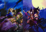 Wei Yan Dynasty Warriors 4