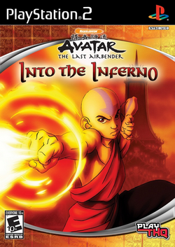 Avatar - Into the Inferno cover