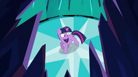 Twilight &#39;Where&#39;s the crystal&#39; S3E2
