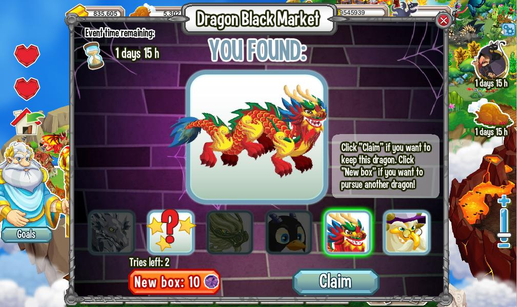 how to get petroleum dragon in dragon city