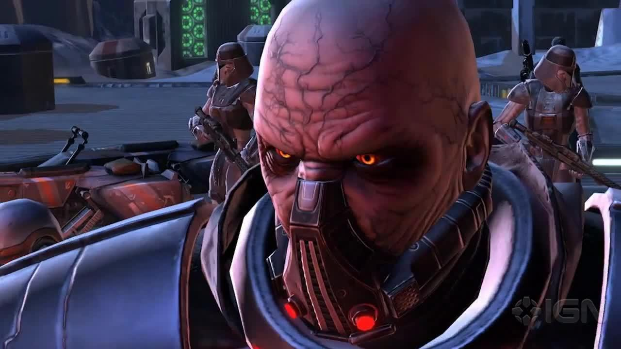 Star Wars The Old Republic Free-to-Play Launch Trailer