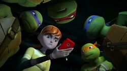 "TEENAGE MUTANT NINJA TURTLES ""PANIC IN THE SEWERS"" on Vimeo 092"
