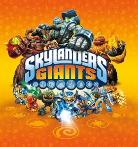 SkylandersGiants KeyArt Orange FINAL HiRes