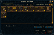 Arhein&#39;s Store stock