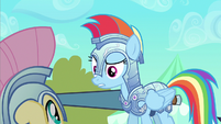Rainbow Dash the fate S3E2