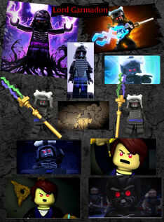 Lord Garmadon!
