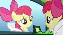 Apple Bloom &#39;This is my first time meeting her&#39; S3E4