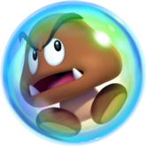 Bubble Goomba NSMBW2