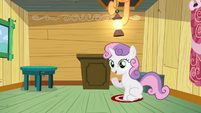 Sweetie Belle has an idea S3E04