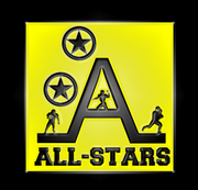 All Stars football team logo by gL designs