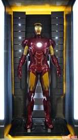 Iron Man Armor (Mark IV)