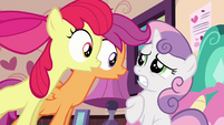 Scootaloo and Apple Bloom &#39;No!&#39; 2 S3E4