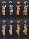 DW7E Female Costume 46