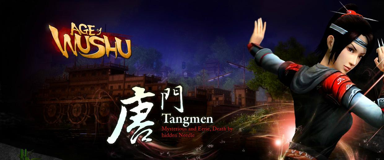Age of wushu tangmen