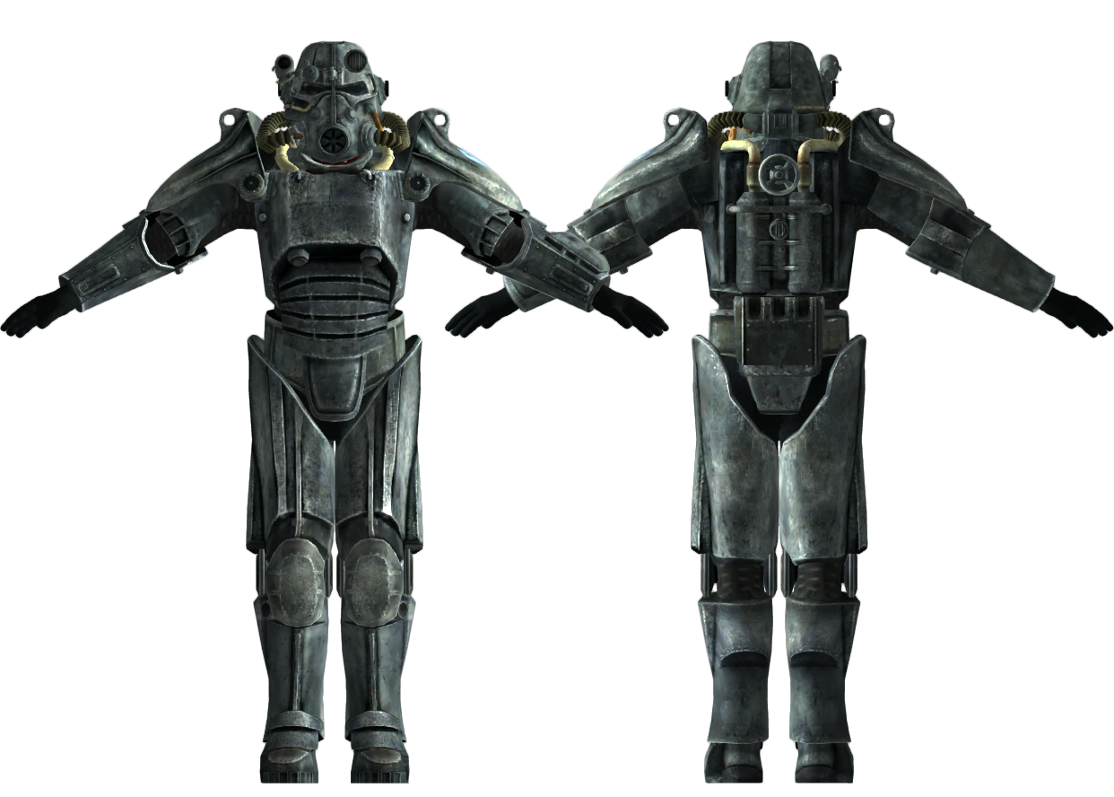 T45d Power Armor