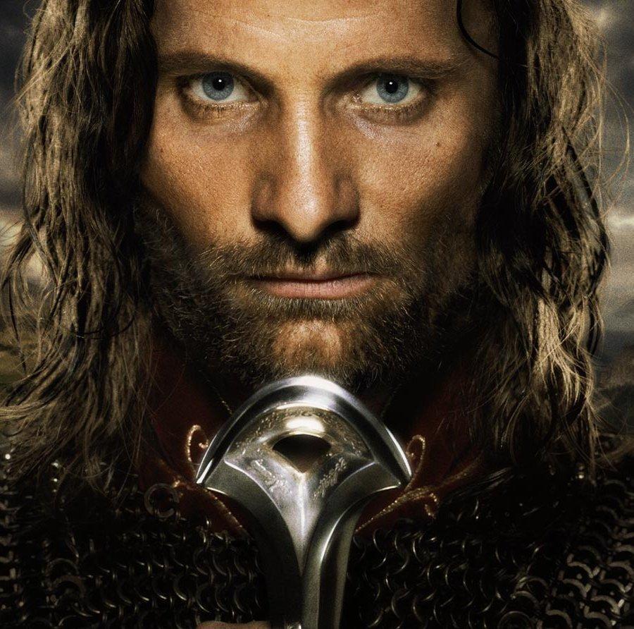 El Señor Del Bosque Ha Llegado. Completa. Aragorn